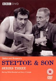 Steptoe & Son-Series 3 - (Import DVD)