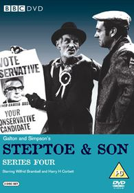 Steptoe & Son-Series 4 - (Import DVD)