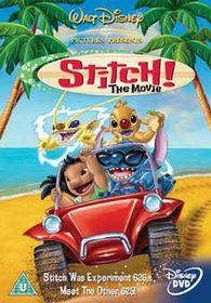 Stitch: The Movie - (Import DVD)