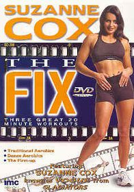 Suzanne Cox-The Fix - (Import DVD)