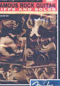Tom Kolb-Famous Guitar Riffs - (Import DVD)