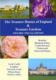 Treasure Houses/Gardens (2 Discs) - (Import DVD)