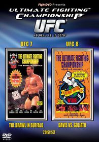 Ufc 7 & 8-Brawl In Buffalo/Dav - (Import DVD)