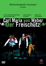 Von Weber-Der Freischutz - (Import DVD)