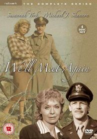 We'll Meet Again Box Set (4 Discs) - (Import DVD)