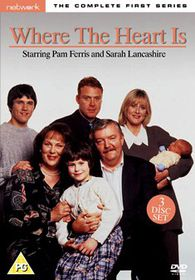 Where the Heart Is-Series 1 (2 Discs) - (Import DVD)