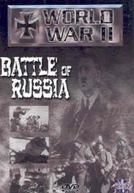 World War Ii-Battle of Russia - (Import DVD)