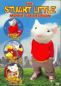 Stuart Little Movie Collection - (Region 1 Import DVD)