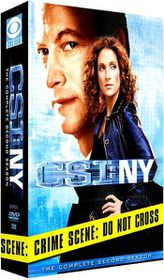 CSI NY: Second Season - (Region 1 Import DVD)