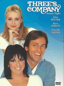 Three's Company:Season Eight - (Region 1 Import DVD)