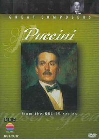 Great Composers:Puccini - (Region 1 Import DVD)