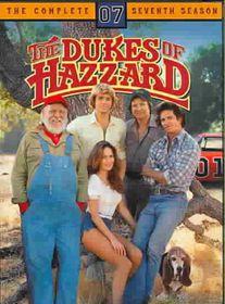 Dukes of Hazzard:Seventh Season - (Region 1 Import DVD)