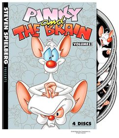 Pinky and the Brain:Vol 2 - (Region 1 Import DVD)