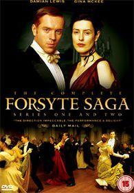 Complete Forsyte Saga - (parallel import)