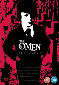 Omen Complete Box Set - (parallel import)