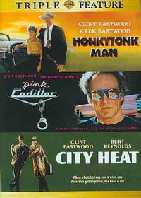 Honkytonk Man/Pink Cadillac/City Heat - (Region 1 Import DVD)