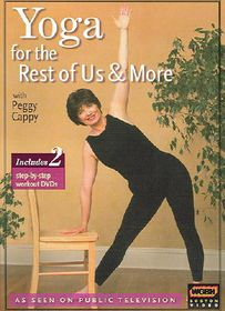 Yoga for  Rest of Us and More - (Region 1 Import DVD)