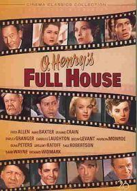 O Henry's Full House - (Region 1 Import DVD)