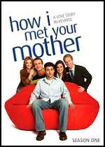 How I Met Your Mother - Season 1 - (Region 1 Import DVD)