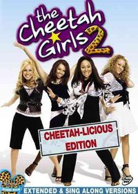 Cheetah Girls 2 - (Region 1 Import DVD)