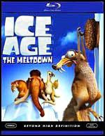 Ice Age:Meltdown - (Region A Import Blu-ray Disc)