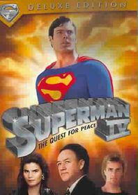 Superman IV:Deluxe Edition - (Region 1 Import DVD)