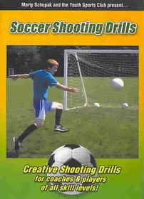 Soccer Shooting Drills - (Region 1 Import DVD)