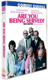 Are You Being Served? - The Movie - (Import DVD)
