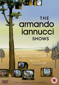 Armando Iannucci Shows - (Import DVD)