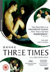 Three Times - (Import DVD)