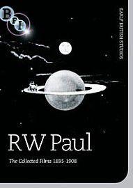 R. W. Paul - The Complete Surviving Films 1895-1908 - (Import DVD)