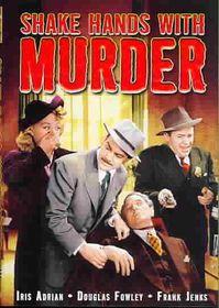 Shake Hands with Murder - (Region 1 Import DVD)