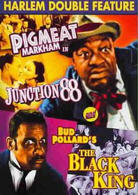 Junction 88/Black King - (Region 1 Import DVD)