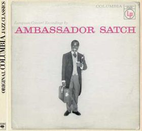 Armstrong Louis - Ambassador Satch (CD)