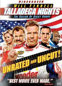 Talladega Nights: The Ballad of Ricky Bobby - (Region 1 Import DVD)