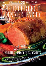 The Complete Dinner Party Guide - (Australian Import DVD)