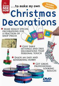 Show Me How-Christmas Decorat. - (Import DVD)