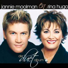 Hugo Rina & Jannie Moolman - Die Duets Album (CD)