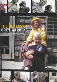 Beales of Grey Gardens - (Region 1 Import DVD)