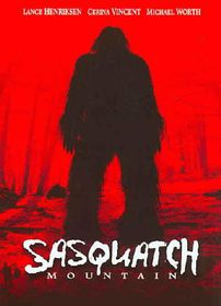 Sasquatch Mountain - (Region 1 Import DVD)