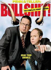 Penn & Teller: Bullshit! - The Complete Fourth Season - (Region 1 Import DVD)