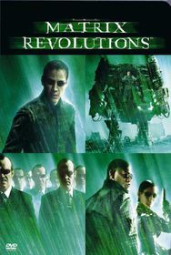 The Matrix Revolutions (Single Disc) - (DVD)