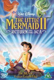 Little Mermaid 2 - (Import DVD)