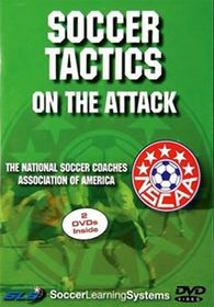 Soccer Tactics-On The Attack - (Import DVD)