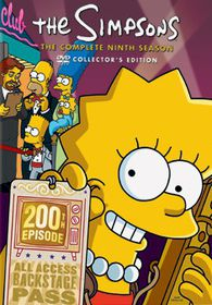 Simpsons - Series 9 - (Import DVD)