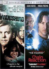 Chain Reaction & Vanishing 2pk - (Region 1 Import DVD)