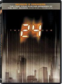 24 Season 6 Premiere - (Region 1 Import DVD)