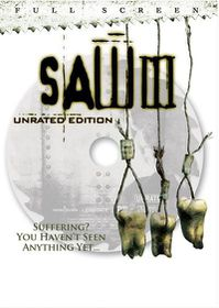 Saw 3 - (Region 1 Import DVD)