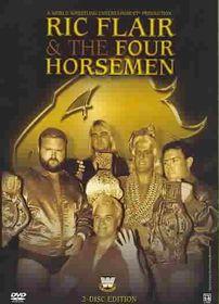 Ric Flair & the Four Horseman - (Region 1 Import DVD)