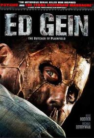 Ed Gein the Butcher of Plainfield - (Region 1 Import DVD)